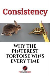 Pinterest Marketing Consistency